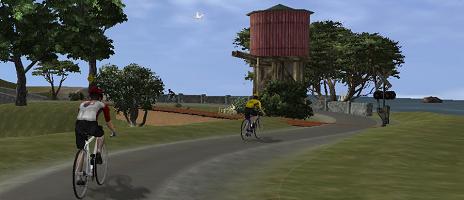 virtual ride